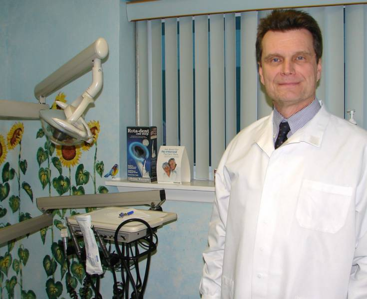 Dr. Peter Jost | Dentist serving Eastpointe and St. Clair Shores, MI